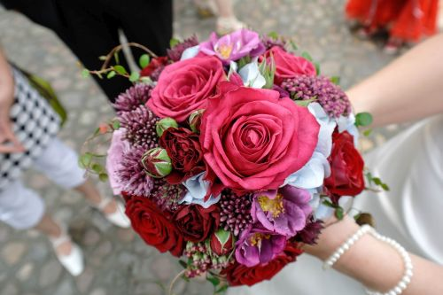 Eine Wunderschöne Hochzeit! · Caros Bastelbude