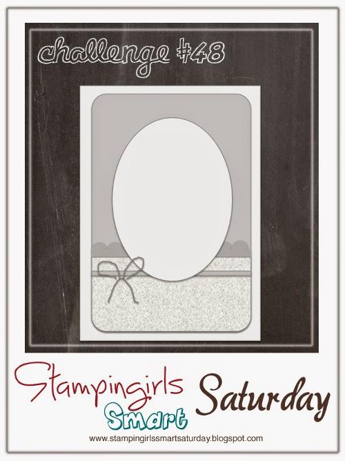 Stampingirls Smart Saturday: Challenge #48