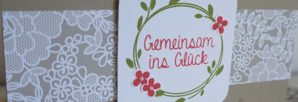 Caros Bastelbude: Hochzeitsglückwünsche #StampinUp #Perfekter Tag #Hochzeit carosbastelbude.de