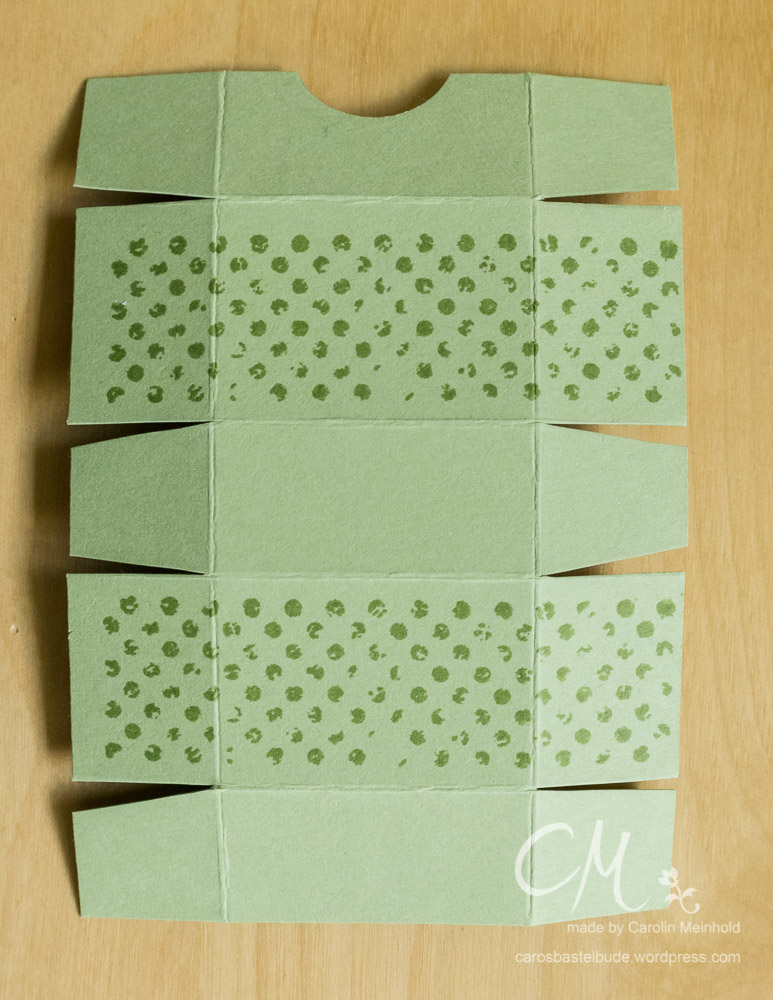 Kleine Goodies, Verpackung für Tic Tac, Petite Petals und Timeless Textures von Stampin' Up! #CarosBastelbude