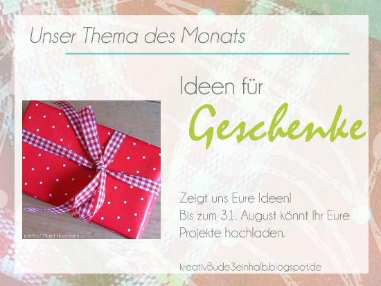 16-08 Tafel Geschenke